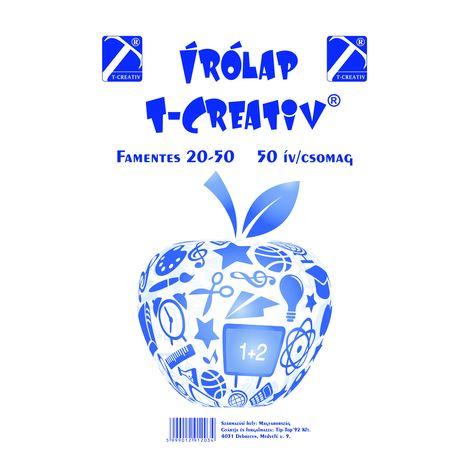 Írólap, T-Creativ termék