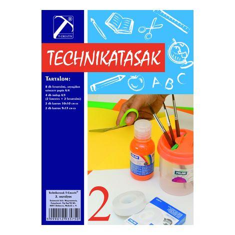 Technika tasak , Ii.osztály, T-Creativ termék