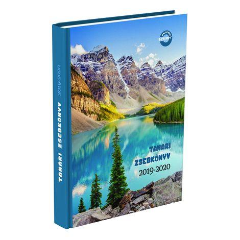 Tanári zsebkönyv , A/5 , Mintás, T-Creativ termék