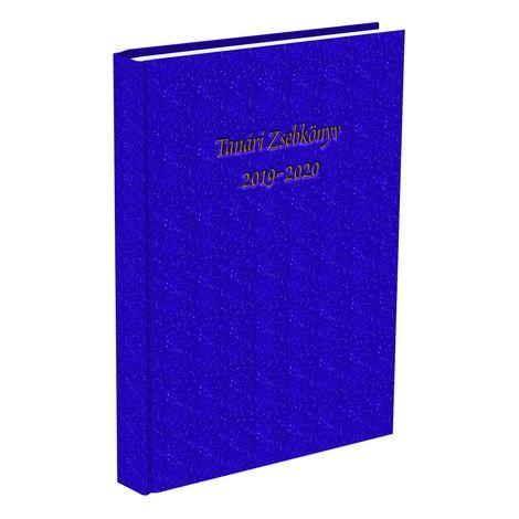 Tanári zsebkönyv T-Creativ A/5 Műbőr ezüst