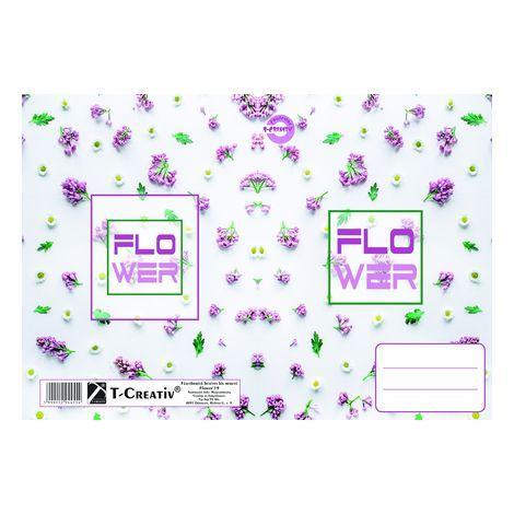 Füzetborító , A/5 , Organic pattern, T-Creativ termék
